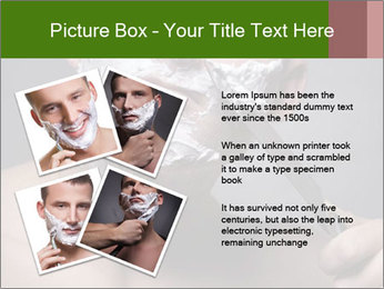 Daily Shaving Routine PowerPoint Template - Slide 23