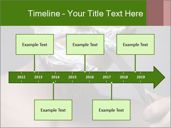 Daily Shaving Routine PowerPoint Template - Slide 28