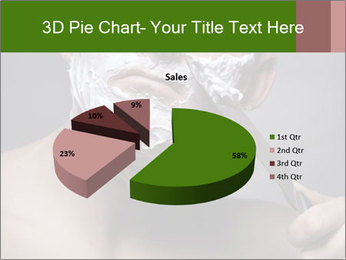 Daily Shaving Routine PowerPoint Template - Slide 35