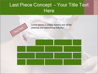 Daily Shaving Routine PowerPoint Template - Slide 46