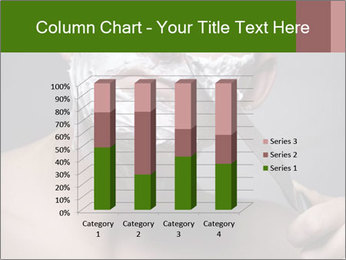 Daily Shaving Routine PowerPoint Template - Slide 50