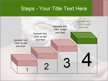 Daily Shaving Routine PowerPoint Template - Slide 64