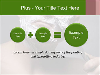 Daily Shaving Routine PowerPoint Template - Slide 75