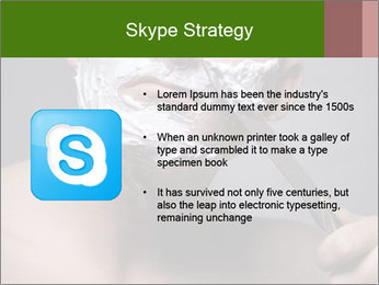 Daily Shaving Routine PowerPoint Template - Slide 8