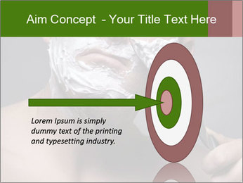 Daily Shaving Routine PowerPoint Template - Slide 83