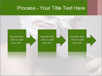 Daily Shaving Routine PowerPoint Template - Slide 88
