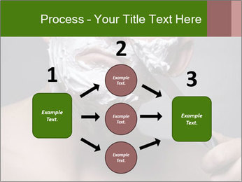 Daily Shaving Routine PowerPoint Template - Slide 92