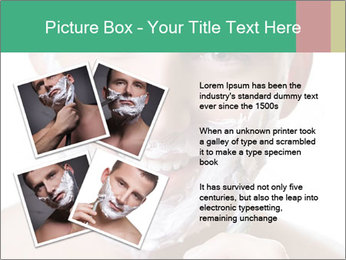 Man's Shaving Routine PowerPoint Template - Slide 23