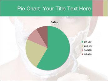 Man's Shaving Routine PowerPoint Templates - Slide 36