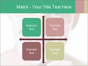 Man's Shaving Routine PowerPoint Templates - Slide 37