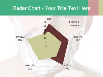 Man's Shaving Routine PowerPoint Templates - Slide 51