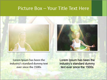 Meditation in the Forest PowerPoint Template - Slide 18