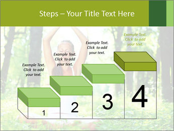 Meditation in the Forest PowerPoint Template - Slide 64