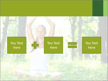 Meditation in the Forest PowerPoint Template - Slide 95