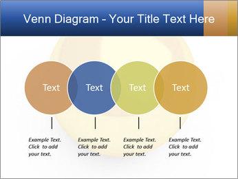 3D Yellow Bowling Ball PowerPoint Template - Slide 32