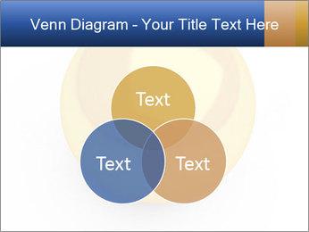 3D Yellow Bowling Ball PowerPoint Template - Slide 33