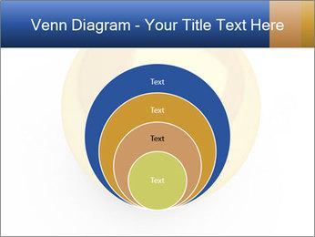 3D Yellow Bowling Ball PowerPoint Template - Slide 34