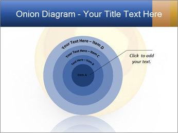 3D Yellow Bowling Ball PowerPoint Template - Slide 61