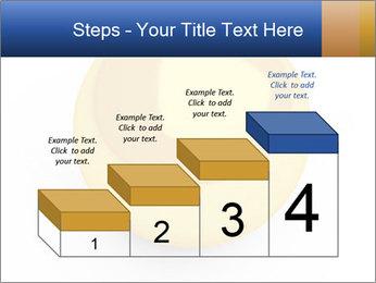 3D Yellow Bowling Ball PowerPoint Template - Slide 64