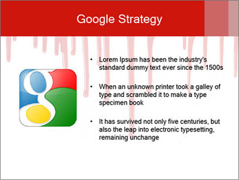 Realistic Blood PowerPoint Templates - Slide 10