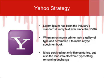 Realistic Blood PowerPoint Templates - Slide 11