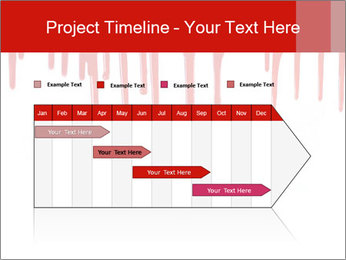 Realistic Blood PowerPoint Templates - Slide 25