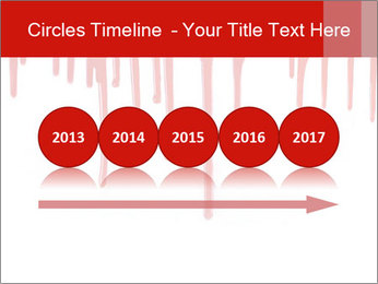 Realistic Blood PowerPoint Templates - Slide 29