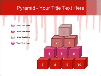 Realistic Blood PowerPoint Templates - Slide 31