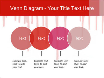Realistic Blood PowerPoint Template - Slide 32