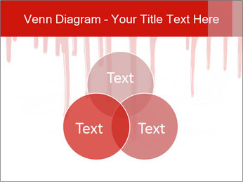 Realistic Blood PowerPoint Template - Slide 33