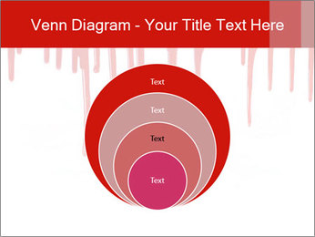 Realistic Blood PowerPoint Template - Slide 34