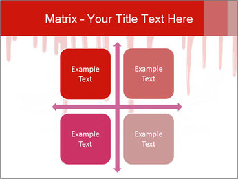 Realistic Blood PowerPoint Templates - Slide 37