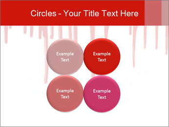 Realistic Blood PowerPoint Templates - Slide 38