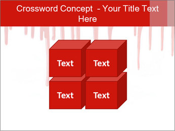 Realistic Blood PowerPoint Templates - Slide 39