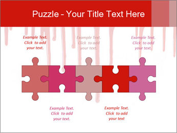 Realistic Blood PowerPoint Templates - Slide 41
