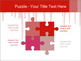 Realistic Blood PowerPoint Template - Slide 43