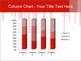 Realistic Blood PowerPoint Template - Slide 50