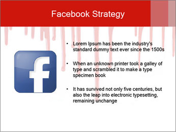 Realistic Blood PowerPoint Templates - Slide 6