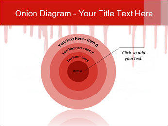 Realistic Blood PowerPoint Template - Slide 61