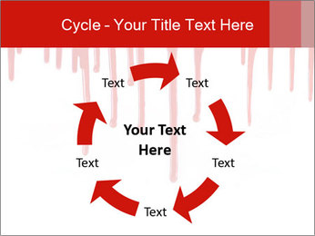 Realistic Blood PowerPoint Templates - Slide 62