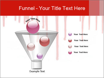 Realistic Blood PowerPoint Templates - Slide 63