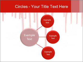 Realistic Blood PowerPoint Template - Slide 79