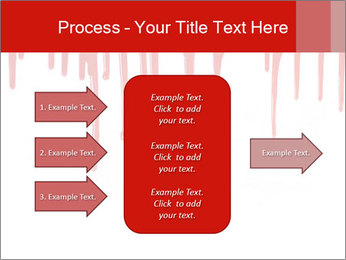 Realistic Blood PowerPoint Template - Slide 85