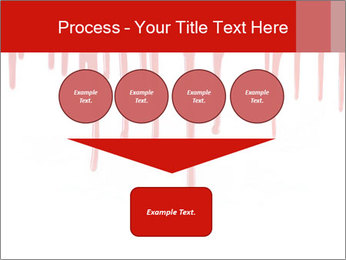 Realistic Blood PowerPoint Templates - Slide 93