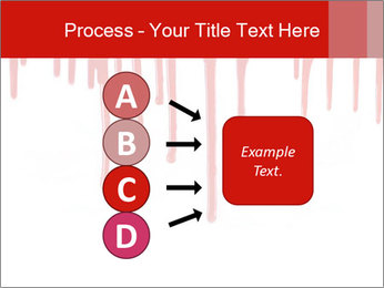 Realistic Blood PowerPoint Template - Slide 94