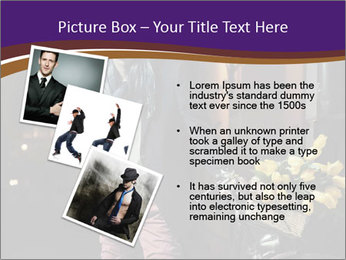 French Man PowerPoint Template - Slide 17