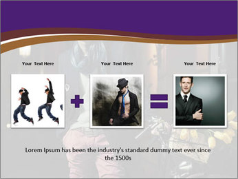 French Man PowerPoint Template - Slide 22