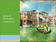 Venice Masterpiece PowerPoint Templates