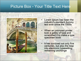 Venice Oil Painting PowerPoint Template - Slide 13