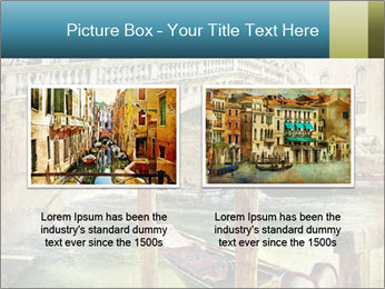 Venice Oil Painting PowerPoint Template - Slide 18